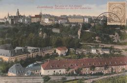 Cartolina - Postcard /  Non Viaggiata -  Unsent /  Lussemburgo, Vue Prise Du Fort Jhùngen - Esch-Alzette