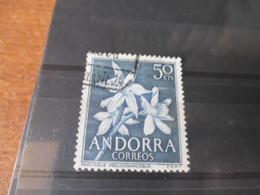 ANDORRE ESPAGNOL YVERT N° 61 - Gebraucht