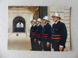 Centre D'instruction De La Brigade De Sapeurs-pompiers De Pais Fort De Villeneuve-Saint-Georges, Le Poste De Garde - Villeneuve Saint Georges