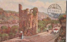 Cartolina - Postcard /  Non Viaggiata -  Unsent /  Lussemburgo, Montèe De Clausen Avec Ruines. - Esch-Alzette