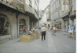 Figeac - Rue Gambetta Piétonnière - Figeac