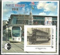 Bloc CNEP N° 78 Salon 2018 Paris PHILEX - CNEP