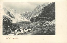 SUISSE VAL D'ARPETTE - VS Valais
