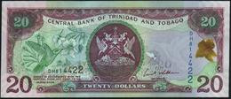 ♛ TRINIDAD & TOBAGO - 20 Dollars 2006 {sign. Ewart S.Williams} UNC P.49 A - Trindad & Tobago