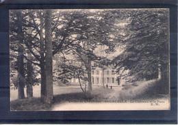 91. Courcelle. Château Et Parc. état Moyen - Other Municipalities