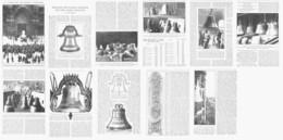 LA FABRICATION Des CLOCHES   1921 - Altri