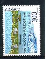 1996 MONACO SET MNH ** - Unused Stamps