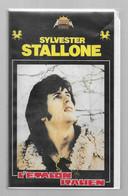 CASSETTE VHS . K7 VIDEO : L'ETALON ITALIEN Avec Sylvester Stallone : - Romantique