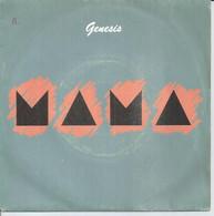"""45 Tours SP - GENESIS  - VERTIGO 814219  """" MAMA """" + 1 - Otros - Canción Inglesa"""