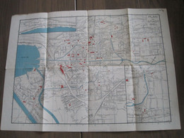Plan Der Stadt Biel - Geographische Kaarten