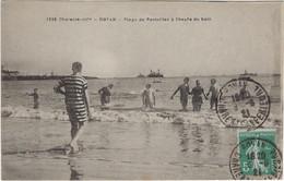 17  Pontaillac  - Royan- La Plage A L'heure Du Bain - Royan