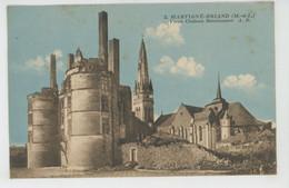 MARTIGNÉ BRIAND - Vieux Château Renaissance - Sonstige Gemeinden