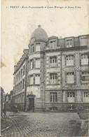 BREST, école Professionnelle Et Cours Ménager De Jeunes Filles - Brest