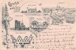 RUFACH-68-GRUSS-1901 - Rouffach
