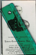 BP Meerschman Robertus Soldaat Wereldoorlog I 3e Jagers Te Voet 1893-1917 °Beveren A/d Leie/ Gesneuveld Reninge - Religione & Esoterismo