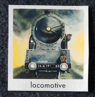 Image Du PÈRE CASTOR édition 1952 - Objets Des Années 1940/50 - Train Rail : Locomotive à Vapeur - Otros