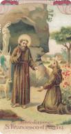 Santino Fustellato S.francesco D'assisi - Devotion Images