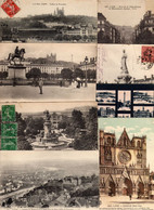 69 : Lyon : Lot De 100 Cartes ( Drouille ) - 100 - 499 Postcards