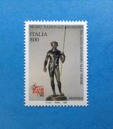 1998 ITALIA FRANCOBOLLO NUOVO ITALY STAMP NEW MNH** GIORNATA DELL'ARTE DIONISIO - 1991-00:  Nuovi