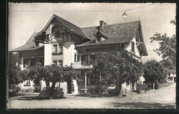 AK Wimmis, Bahnhofrestaurant - BE Berne
