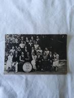Lagnieu Carte Photo Classe 1933 Gaymard Photo - Other Municipalities