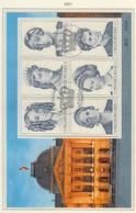 BELGIUM USED COB BL 89 REINES BELGES - Blocks & Sheetlets 1962-....