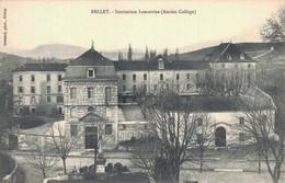 G0311 - BELLEY - D01 - Institution Lamartine (Ancien Collège) - Belley