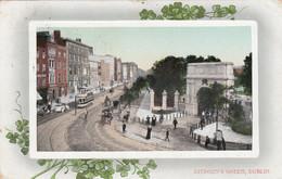 DUBLIN , Ireland , 1911 ; Stephen's Green - Dublin