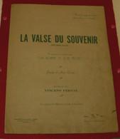 St-ADELE P. QUEBEC MUSIQUE 1944 -  UN HOMME ET SON PÉCHÉ - DEPOSITAIRE CLAUDE-HENRI GRIGNON - Documenti Storici