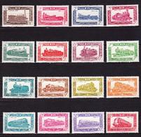 1949 TR304-20** Zonder Scharnier.Locomotieven.OPGELET : ZONDER TR314.OBP 326 Euro. - 1942-1951