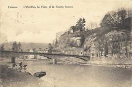 ESNEUX - Le Pont Et La Roche Trouée - Oblitération De 1924 - Esneux