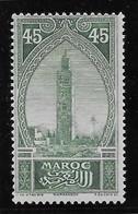 Maroc N°74  - Neuf * Avec Charnière - TB - Ungebraucht