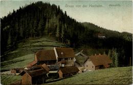 Graz/Steiermark  - Gruss Von Der Hochalm - Almwirth - Graz