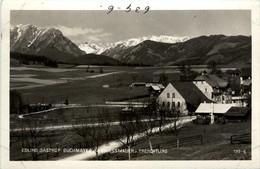 Leoben/Steiermark - Edling, Gasthof Buchmayer Mit Griessmauer Und Trenchtling - Leoben