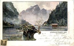 Eisenerz/Steiermark - Leopoldsteiner See - Eisenerz