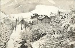 Eisenerz/Steiermark -  Im Winter - Eisenerz
