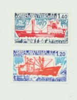 N° 66 ET 67 NEUFS  Sans Charniere - Unused Stamps