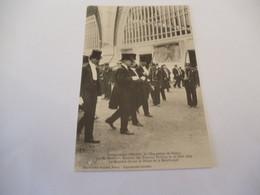 CP 54 - Inauguration De L'exposition Universelle De Nancy Par M. Barthout Ministre Des Travaux Publics Le 20 Juin 1909 - Nancy