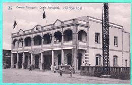 KINSHASA - GREMIO PORTUGALIA - CERCLE PORTUGAIS - Kinshasa - Leopoldville (Leopoldstadt)