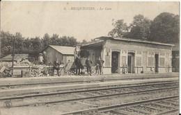 -- 59 -- RECQUIGNIES (Nord) - La Gare - Otros Municipios