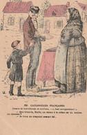 GAULOISERIES FRANCAISES.- Devant La Marchande De Bonbons - Humor