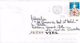 TP N° 3784 Seul Sur Enveloppe De Charleville Mézières - 1961-....