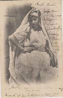 ALGERIE - FEMME MAURESQUE - PRECURSEUR - Women