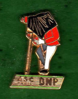 Pin's BNP ASC Paris Photographie Photographe Zamac  Ballard - Unclassified