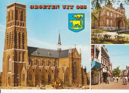 Oss 3-luik  Kerk RY 5106 - Oss