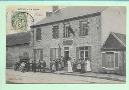 101 - Spuis - Chaussy - Commerce Paty : Tabac, Charcutier, Marchand De Vins & Tacot - Sonstige Gemeinden