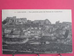 13 - Les Baux De Provence - Vue Générale Prise Du Plateau De Costa Péra - Très Bon état - Scans Recto-verso - Les-Baux-de-Provence
