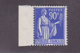 TIMBRE FRANCE N° 368 NEUF ** - 1932-39 Paz