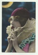 DONNA VESTITA DA PIERROT  1927  - NV  FP - Mujeres