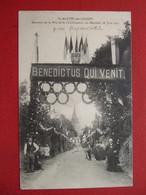 """50 - SAINT MARTIN DES CHAMPS - PRES AVRANCHES - """" SOUVENIR FETE DE LA CONFIRMATION 28 JUIN 1911 """" - """" TRES, TRES RARE """" - Other Municipalities"""